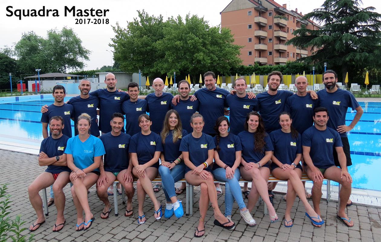 master nuoto club