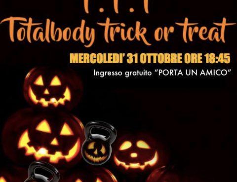 Evento halloween palafitness magenta